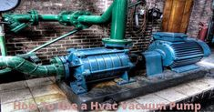 you are looking forward to going ahead with how to use a HVAC vacuum pump repair, you will need to pay special attention towards vacuuming. Centrifugal Force, Pump Types, Best Vacuum, Cool Gadgets To Buy, Packing Boxes, Vacuum Pump, Variables, Plumbing, Industrial