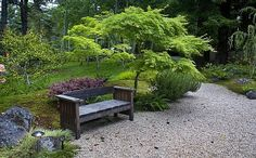 Beautiful garden entryway.