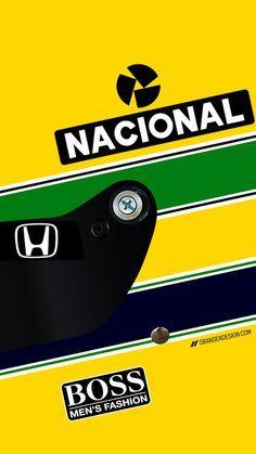 Marcas parceiras de Ayrton Senna.