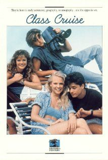"""Teen love boat! Gopher it: Michael DeLuise (Dom's son), Andrea Elson (""""Alf""""), Richard Moll (""""Night Court""""), Marc Price (""""Family Ties""""), McLean Stevenson (TV's """"M*A*S*H""""), Brooke Theiss (""""Just the Ten of Us""""), Ray Walston (""""Fast Times at Ridgemont High""""). Forget """"The Suite Life on Deck"""": The kids get high on the idea of high school on the Lido Deck (and yes, """"Mr. Hand"""" is handing down assignments)."""