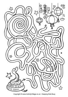 Year of the Snake maze roundup