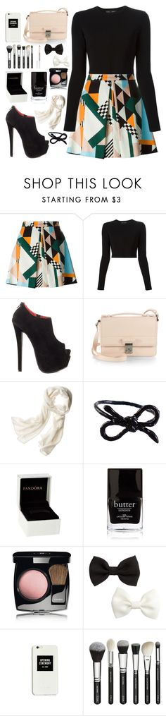 """Untitled #5"" by paradiselemonade ❤ liked on Polyvore featuring MSGM, Proenza Schouler, Shoe Republic LA, 3.1 Phillip Lim, Reed Krakoff, Areaware, Butter London, Chanel, H&M and 11+"