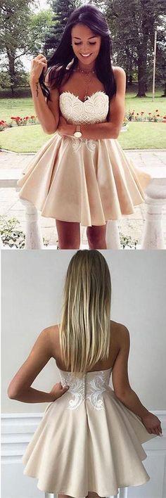 #shortpromdresses, Cute Short Prom Dresses, #lacepromdresses, Chiffon Prom Dresses, High Neck Prom Dresses, Prom dresses Sale, Short Prom Dresses, Cute Prom Dresses, Knee Length Prom Dresses, Prom Dresses Short, Sweetheart Prom Dresses, Lace Prom Dresses