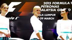 Malaysian GP 2015 - Grid Girls