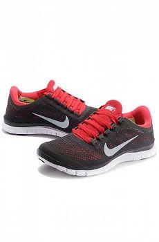 Nike Free Run 3.0 V5 Red Black