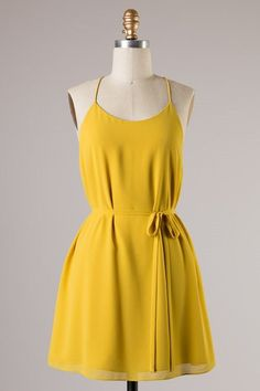 yellow dress 3t 80mm
