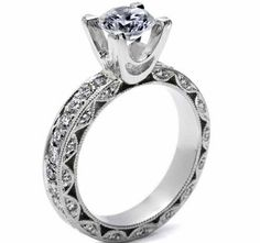 I Really Like tacori engagement ring