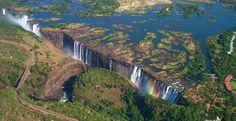 Been - victoria falls, Zambia