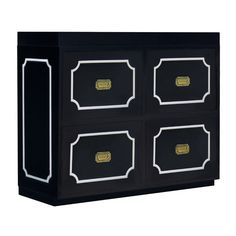 Tribeca Changer in Black from PoshTots and changing table