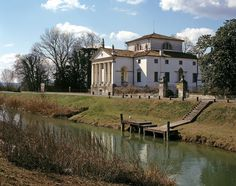 Scamozzi, Padova, Villa Molin