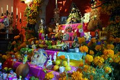 day of the dead children's altar - Google Search