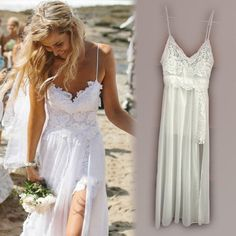 white lace evening gown - Google Search