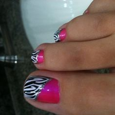Summer toes..