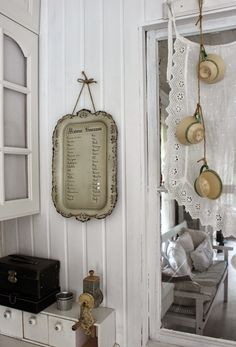 Änglarnas hus - Vintage in romantic style