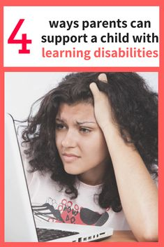 Four ways parents can support a child with learning disabilities  #dyslexia #dyslexiasignsandsymptoms #dyslexiastrategies #dyslexiateaching #dyslexiatreatment #dyslexialearning #dyslexiacause #dyslexiadiagnosis #dyslexiasignsof #dyslexiaactivities #dyslexiateaching #dyslexiakids #dyslexiaawarness #dyslexiaparents #dyslexiaadult #dyslexiastrategies