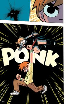 Scott Pilgrim Vol. 4 (of 6) Scott Pilgrim Gets It Together (2013) | Viewcomic reading comics online for free