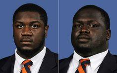 Former Auburn football players Ed Christian and Ladarious Phillips RIP