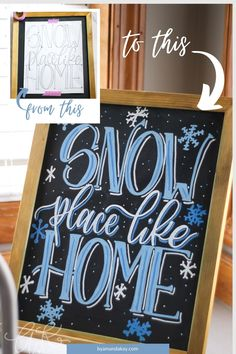 Turn a sketch or printed design into beautiful chalk lettering and art with this easy method #byamandakay #art #chalklettering #chalkart Chalk Lettering, Doodle Lettering, Typography, Chalk Design, Letter Stencils, Chalk Markers, Lettering Tutorial, Hand Type, Stencil Painting