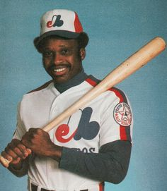 Al Oliver - Montreal Expos