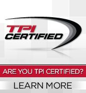Golf Fitness - TPI