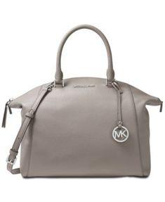 21b34c3849a7 MICHAEL Michael Kors Riley Large Satchel | macys.com #Designerhandbags