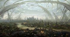 Interesting dome http://noisy-pics.tumblr.com/post/150328506634/by-xiaohui-hu