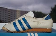 Adidas ROM from the mid 1970's.