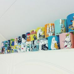 .@Ardis Thiel Margrethe My Moomin mugs