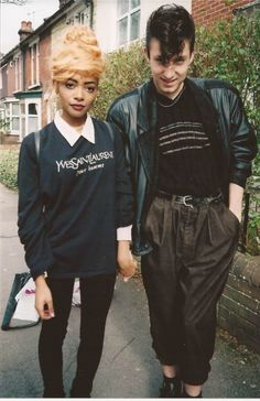fashion street, 90's