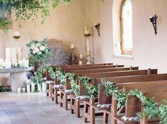 Decoration eglise ceremonie mariage