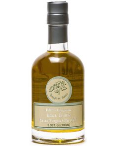 Organic Black Truffle Extra Virgin Olive Oil