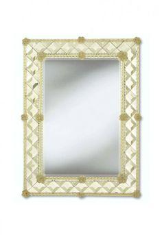 Murano Glass Mirror #815s