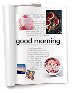 """good morning"" by dkuzmova1 ❤ liked on Polyvore featuring interior, interiors, interior design, home, home decor and interior decorating"