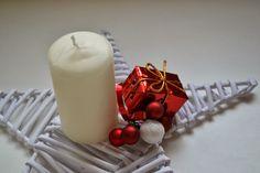 Pletená (nejen) vánoční hvězda