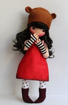 Gorjuss tipe doll                                                                                                                                                     More                                                                                                                                                                                 Más