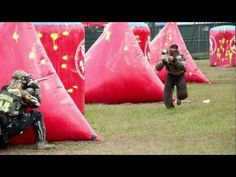 Amazing World Cup PSP Paintball 2012 Mix from PbNation