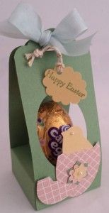 Easy Peeps Easter Egg Throne This was a mash up of 2 great ideas from other Stampin' Up! demonstrators:  Found on Pinterest Easy Peeps, by Liz Keehn.  http://www.stampinup.net/esuite/home/LizKeehn/#   Found on YouTube Easter Egg Throne Box, by Connie Stewart http://www.youtube.com/channel/UCWr-S-5VlWQWXG7tAU_kLkA  Put them together and this is what I got.  So fun! www.bevadams.com for free supply list and directions.