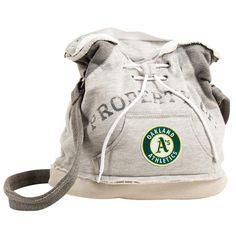 Oakland Athletics Property Of Hoodie Duffel #OaklandAthletics