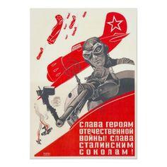 USSR Soviet Union Propaganda Posters