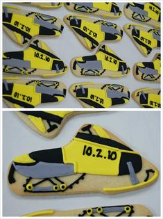 Snowmobiles Cookie Creatives by Jennifer