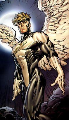 Angel/Archangel. Marvel/X-Men, X-Factor, X-Force. Superhero/superheroes. Mutant/homosuperior/metahuman/paranormal.