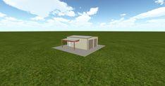 Cool 3D #marketing https://ift.tt/2q9Pauf #barn #workshop #greenhouse #garage #roofing #DIY
