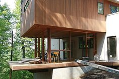screen and glass porch modern - Google Search