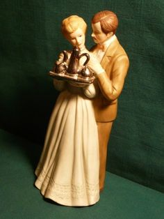 """#3743/4/5-""""TREASURED MEMORIES""""- figural group-""""25 YEARS TOGETHER""""-size  6.50"""" hi-very good condition- - http://get.sm/6fuVfy0 #tradebank General Merchandise,Hamilton ON"""
