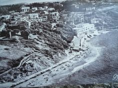 Guethary, Pays basque, ca. 1956-1960 Mount Everest, Spain, Mountains, Nature, Travel, Outdoor, War, Countries, Beach Bedrooms