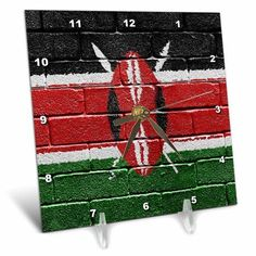 Kenya flag  Kenya Info for Enrichment  Pinterest  Kenya flag