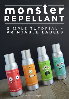 Monster Repellent Tu