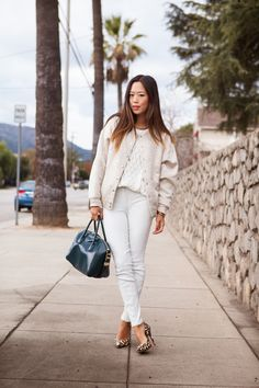Song of Style: Winter Whites