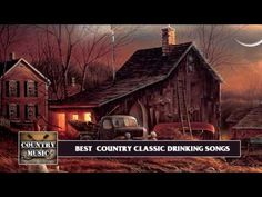 Best Country Drinking Songs of All Time - Classic Country Drinking Songs - YouTube