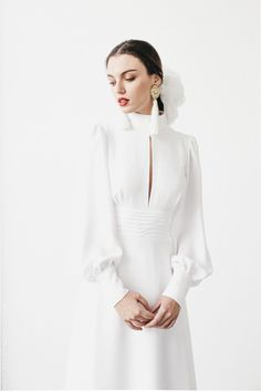 Pure beauty of HARLOW dress. #bride #bridetobe #wedding #weddingdress #bridal #bridestyle #dress